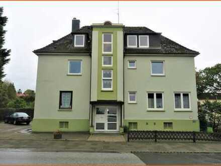 Gepflegte Hochparterre Wohnung in Wulsdorf