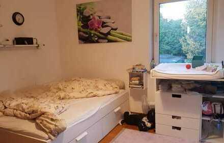 Nachmiete gesucht für 2-Zimmer-Wohnung mit Einbauküche in Augsburg