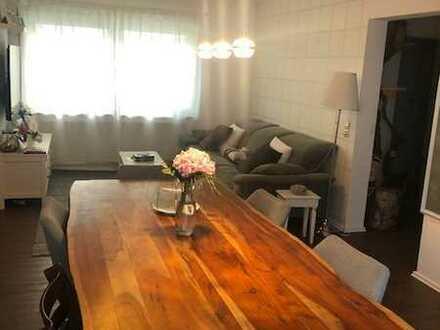 Geschmackvolle 3,5-Raum-Erdgeschosswohnung mit Terasse, Garten und Einbauküche in Speyer