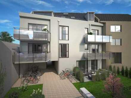 Attraktive Eigentums- und Haus-in-Haus-Wohnungen