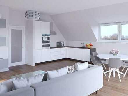 Offene 4,5 Zimmer Wohnung mit viel Platz und eigenem Garten