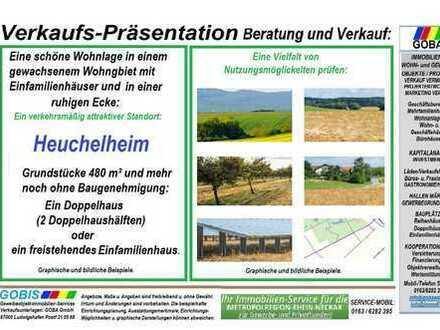 Heuchelheim Grundstücke ohne Baugenhmigung - schöne ruhige Wohnlage.