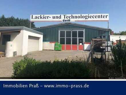 Top-Mietrendite! Gewerbehalle mit ZFH in Bad Sobernheim zu verkaufen, über 8% Mietrendite möglich!