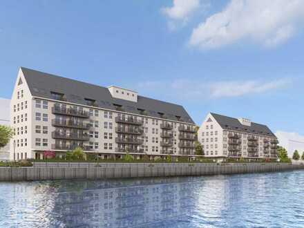 *Denkmal-AfA* Dachgeschoss-Maisonette-Wohnung mit Ausblick auf die Havel in Altstadt-Nähe!