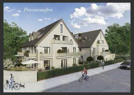 Wunderschöne Neubau-Luxus-Erdgeschosswohnung mit Hobbyraum