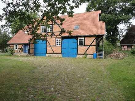 Lager/Werkstatt/Büro mit Wohnmöglichkeit in Langendorf.