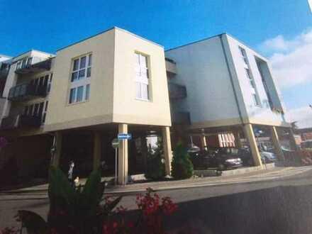 Attraktive 3-Zimmer Wohnung mit Loggia im Herzen von Bürstadt
