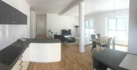 Wohnen am Adelberg / Traumhafte barrierefreie 3-Zimmer Wohnung mit Garten