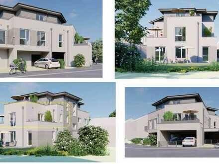 Neubau/Erstbezug 3-Zimmer-Wohnung mit zwei Balkonen in Alzenau-Stadt - direkt vom Eigentümer