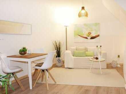 Süße, frisch renovierte Wohnung in Cadenberge - provisionsfrei
