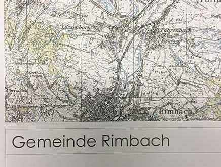 Baugrundstücke in Rimbach OT zu verkaufen