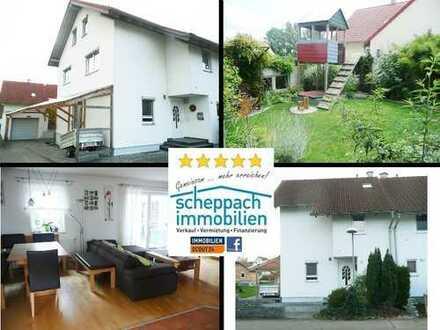 Moderne DHH mit vielen Extras in Erbach-Dellmensingen :)!