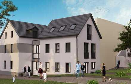 Neu-Modern-Individuell- Ihr Townhouse im schönen Eschersheim. Ruhig aber zentral gelegen.