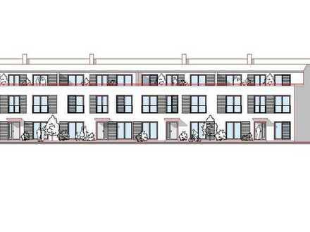 NEUE 4-5 Zimmer-Wohnung im Reihenhausstil mit Dachterrasse und ausbauf. Studio