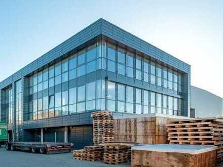 Büro mit Ausblick in Wilhelmsburg