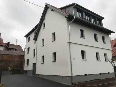 Sehr schönes 3-Fam.Haus, Altbau + Neubau mit erweiterter Wohnfläche