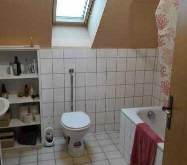 Wohnung für Referendare/innen quasi zur Alleinnutzung