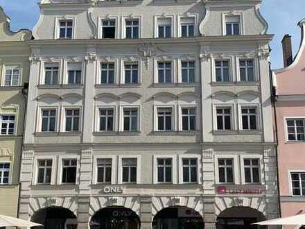 Repräsentative Büro- oder Praxisräume im Herzen der Landshuter Altstadt