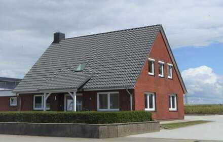 Büro-Haus, Mildstedt, Ortsrand Husum, 162qm, neu renoviert