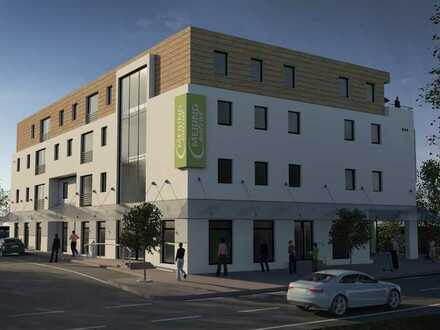 """Gewerbeeinheit (ca. 84 m²) im Neubau """"Wohn- und Geschäftshaus"""" in Mering"""