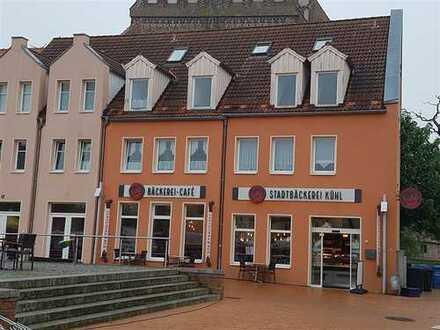 Maisonettewohnung am Barther Markt