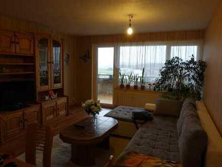 schöne 2-Zimmerwohnung mit sonnigem Balkon und Traumblick - Penthouse -
