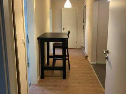 Eine exklusive 4-Zimmer-Wohnung in der Karlsruher City