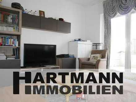 3-Zimmer-Hochparterre-Wohnung mit Terrasse!