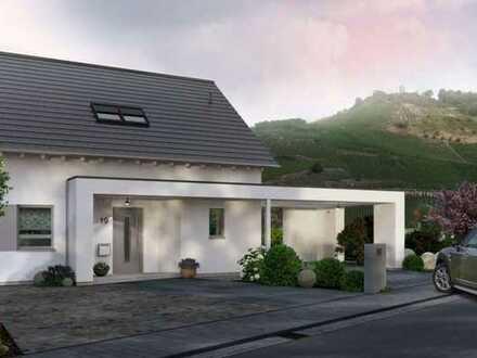 Ein traumhaftes Einfamilienhaus auf dem neuesten Stand der Technik in guter Wohnlage !