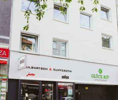 Attraktive Gastronomie-Fläche direkt auf der Rüttenscheider Straße in Essen!