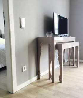 Neu 2 Zimmer-rooms - nice furnished-möbliert - Miele-Küche - Potsdamer Platz - HIGH-PARK - Wlan