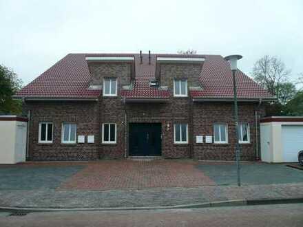 3 Zimmer-Erdgeschosswohnung mit Terrasse und kl. Garten, zentrale Lage in Aurich zum 01.02.19