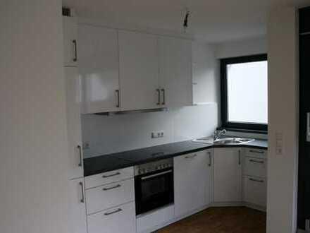 Stilvolle, neuwertige 2-Zimmer-Wohnung mit Balkon und Einbauküche in Ludwigsburg