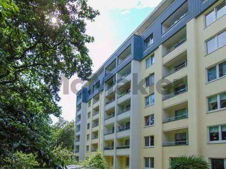 Barrierearm und mit viel Potenzial: 3-Zi.-Wohnung mit 2 Balkonen in Dortmund-Wambel