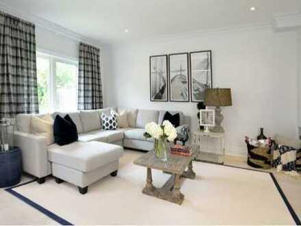 Toplage Berlin Hermsdorf 4 Zimmer Komfort Maisonette - Wohnung 116 m² W-Fläche
