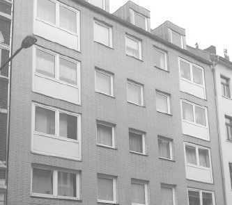 Wohn- und Geschäftshaus in Sülz