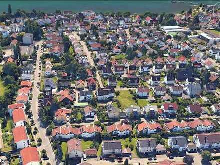 Baugrundstück Langenargen, Seenähe, 992 qm