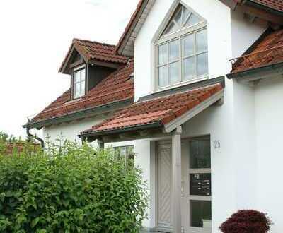 Schöne 3,5 ZKB Maisonette-Wohnung in Augsburg (Kreis), Lützelburg