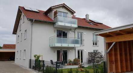 3-Zimmer-Wohnung mit Balkon in Berglern