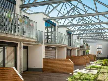 3-Zimmer Townhouse-Wohnung auf 3 Etagen ab 01.09.