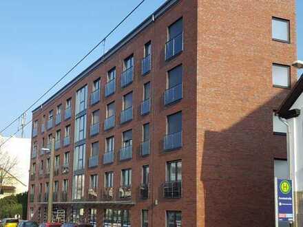 Rollstuhlgerechte helle 2-Zimmer-Wohnung mit Balkon in Hannover-Hainholz