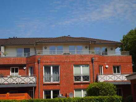 Penthouse in 1A - Lage in Leck