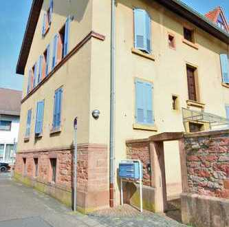5 Gewerberäume gegen attraktive Pauschalmiete im sanierten, denkmalgeschützten Altbau in Reinheim!