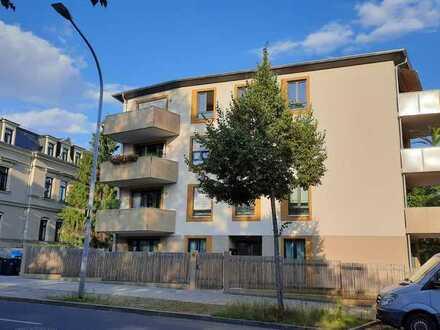 Attraktive 2- Zimmerwohnung in der Radeberger Vorstadt