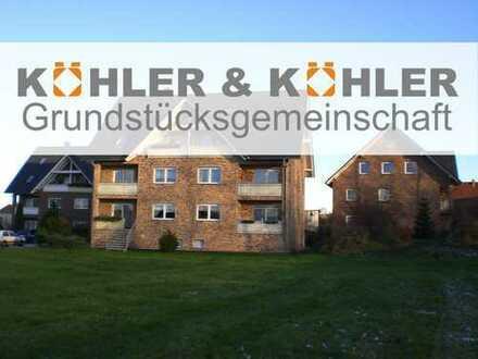 Ruhige 2R.-Wohnung mit Balkon in Hausdorf