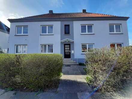 Nordenham: OG - Helle 3 Zi. Wohnung mit Duschbad