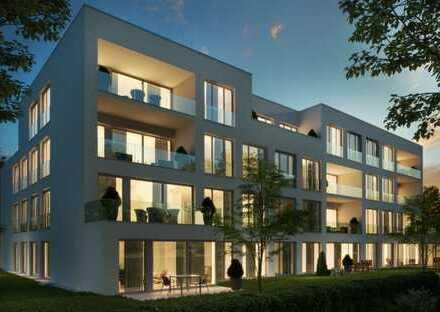 Das Salinen-Palais - Whg. 02 - feinster Neubau in absoluter Bestlage