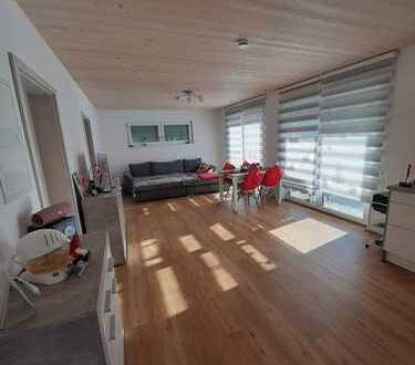 Neuwertige 2-Zimmer-Wohnung mit Balkon und EBK in Deilingen