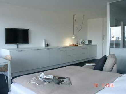 Wohnen auf Zeit - Exclusives 1 Zimmer Apartment - TOP LAGE in Karlsruhe