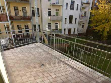 Super Wohnung mit Balkon in Schloßchemnitz! ***der erste Monat ist kaltmietfrei***